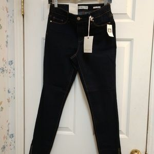 NWT Anne Klein Skinny Ankle Jeans